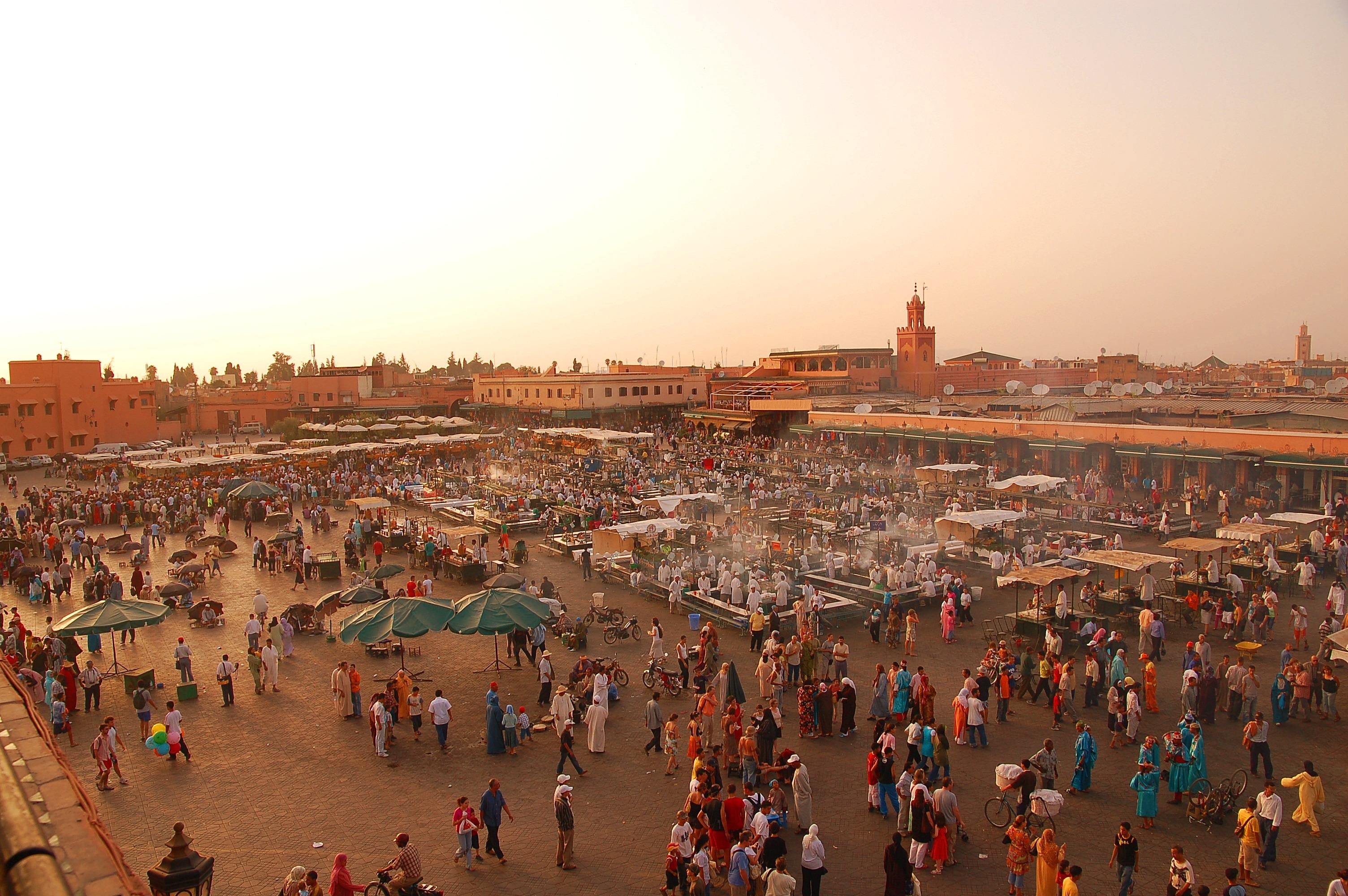 Aïd el Kebir, Marketing halal : Aïd el Kebir 2014 à Marrakech