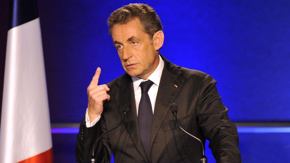 Sarkozy halal en France