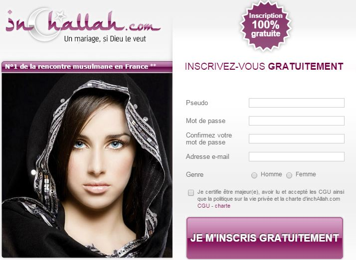 Sites rencontres halal