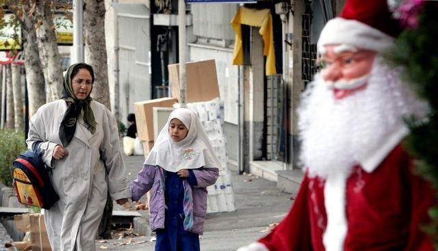 Noel-Muslim- Halal