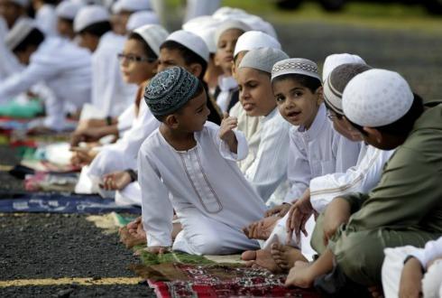 Population-musulmane