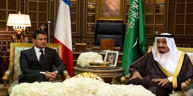 Des contrats à 10 milliards d'euros entre France et Arabie Saoudite.