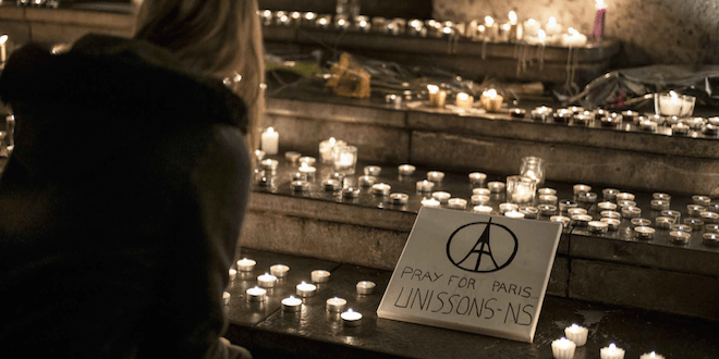 L'Islam n'a rien à voir dans les attentats