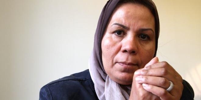 Cette femme a perdu son fils, tué par Mohammed Merah.