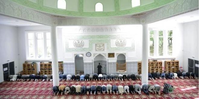 La mosquée de Nancy