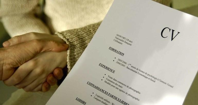 Le CV anonyme contre les discriminations à l'embauche ?