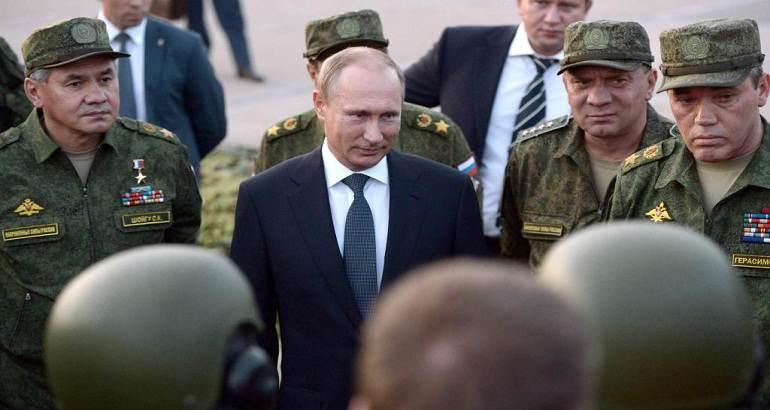 Vladimir Poutine va peser en Syrie.