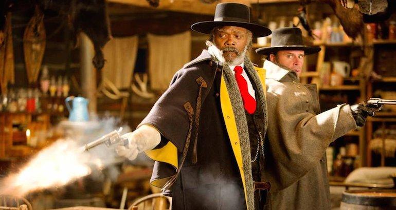 """Les huit salopards"" de Tarantino."