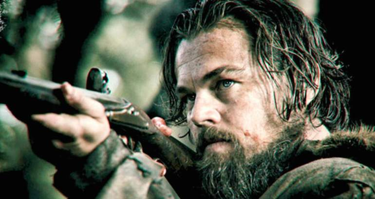 Leonardo DiCaprio dans The Revenant