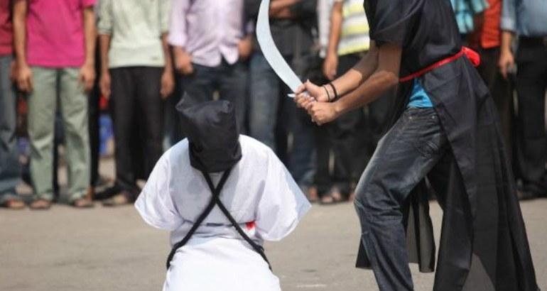 Daesh ? Non, l'Arabie Saoudite.