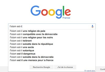Google et l'Islam
