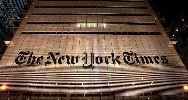 new york times dépeint négativement l'islam