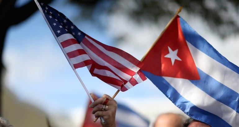 Barack Obama en visite a Cuba