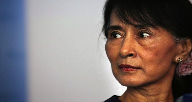 Aung San Suu Kyi et islamophobie