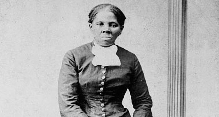Harriet Tubman, symbole de la lutte contre l'esclavage.