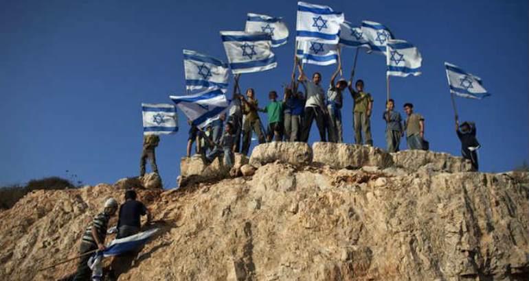 Le Golan annexé par Israël.