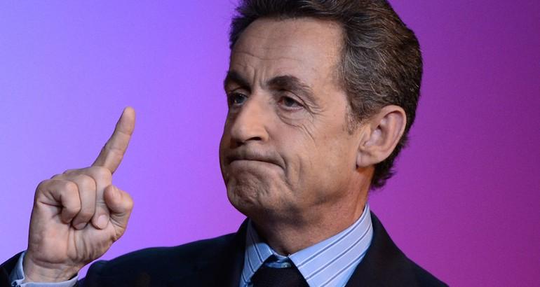 Nicolas Sarkozy, qui a créé le CFCM.