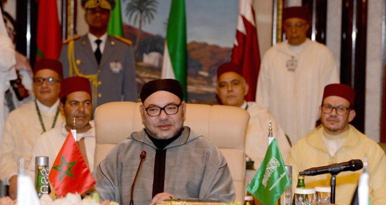 Discours de Mohammed VI.