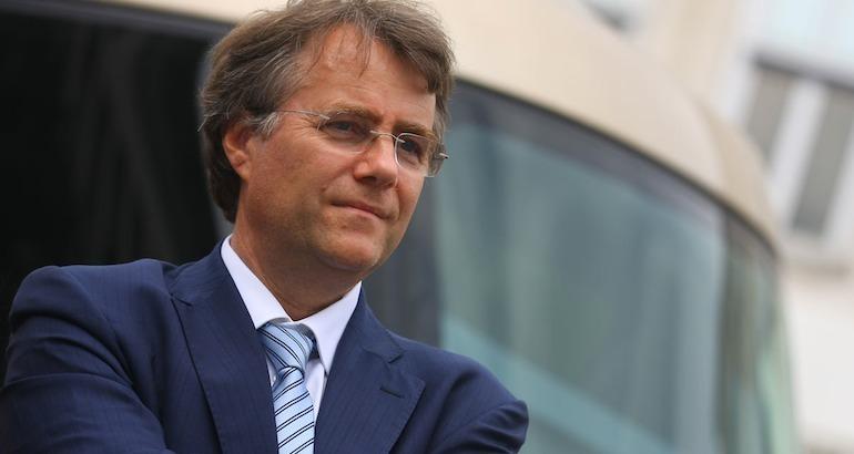 Le député du Loiret Serge Grouard