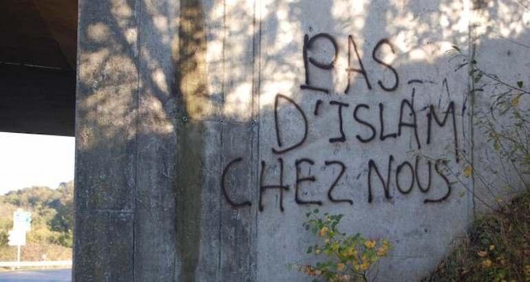 Islamophobie en France.