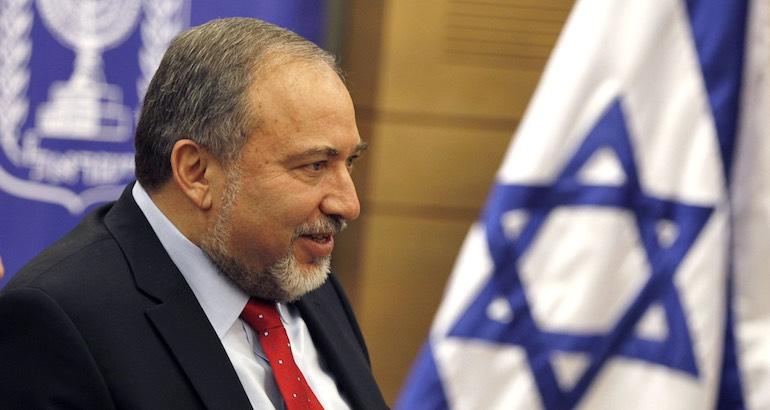 Avigdor Lieberman nommé ministre de la Défense en Israël.