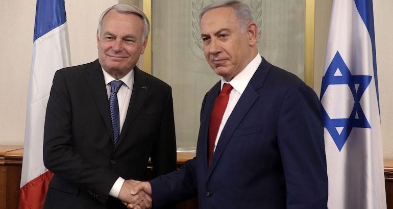 Ayrault et Netanyahu, l'échec annoncé.