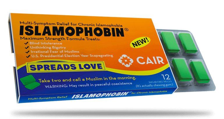 Un médicament contre l'islamophobie.