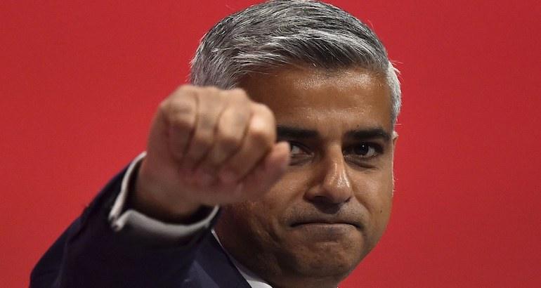 Bientôt un maire musulman à Londres ?