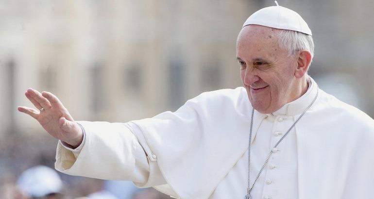 Le pape parle de laïcité