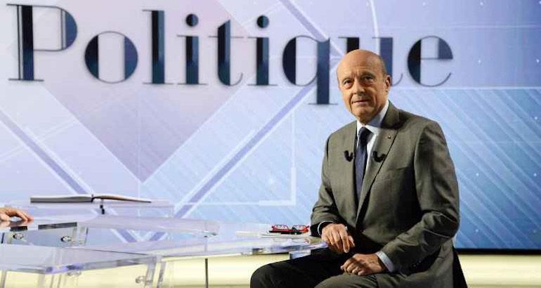 Sur TF1, Alain Juppé parle d'Islam.