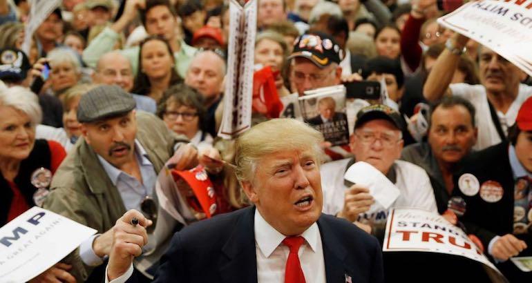 Après Orlando, Donald Trump se lâche.