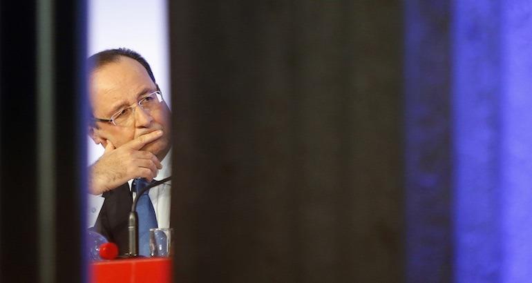 """Pas de """"bon ramadan"""" pour François Hollande"""