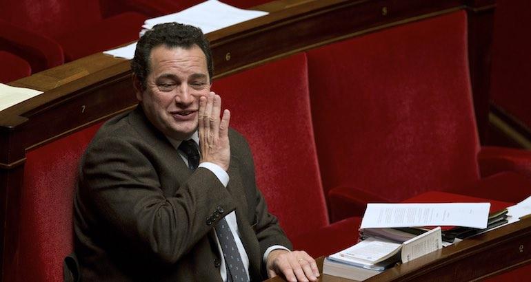 Le député Jean-Frédéric Poisson du PCD.