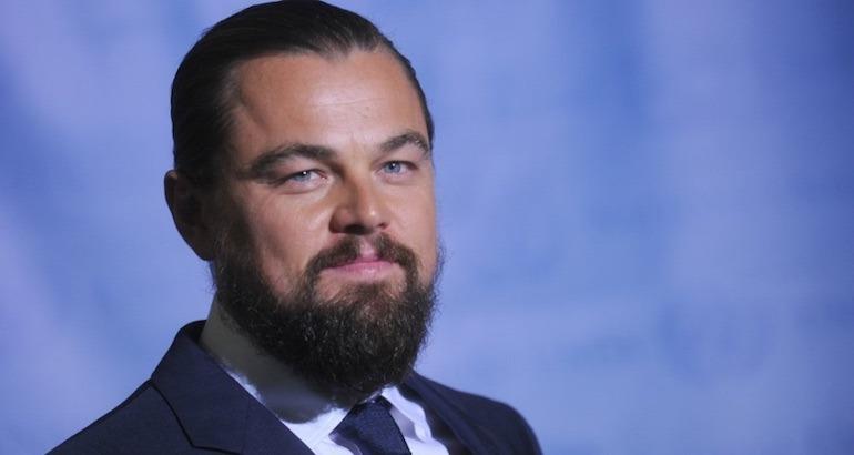 DiCaprio dans le rôle de Rumi, le poète perse.