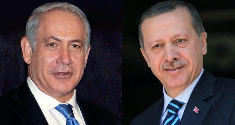 Les dirigeants turc et israélien se rapprochent.