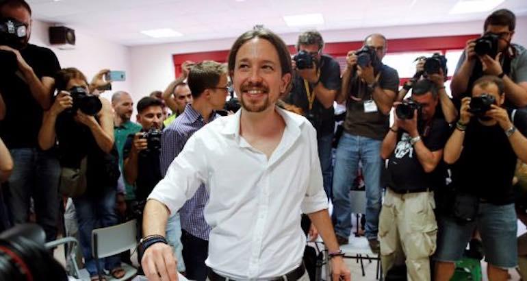 Pablo Iglesias, leader de Podemos.