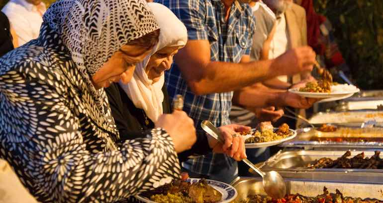 Iftar sharing, pour partager l'iftar
