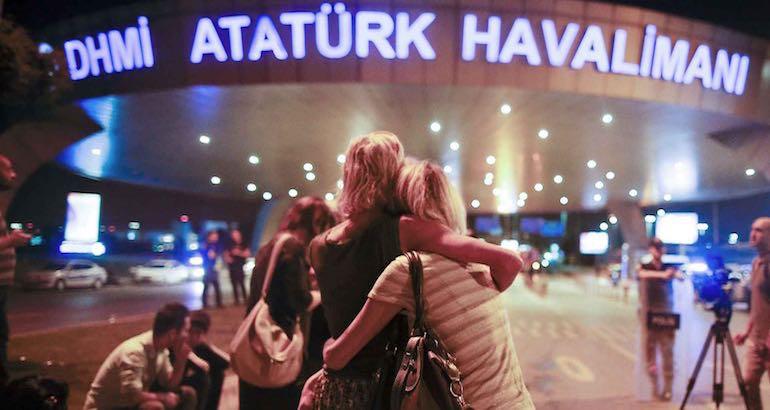 Un attentat-suicide en Turquie.