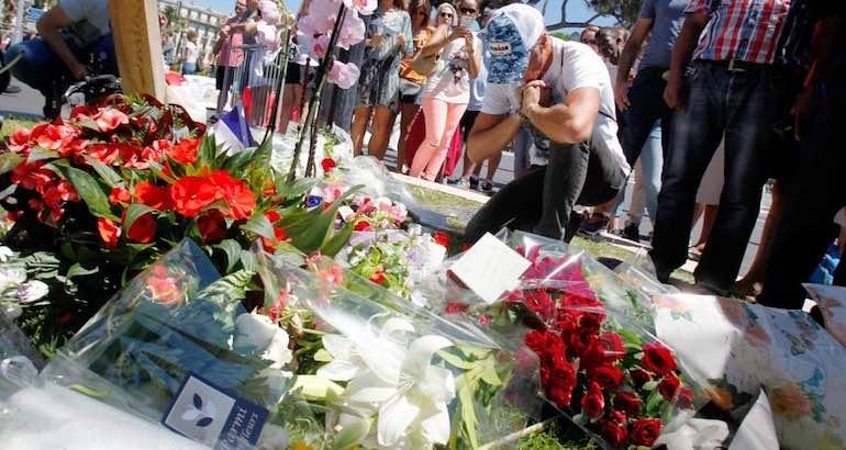 Attentat Nice 14 juillet.