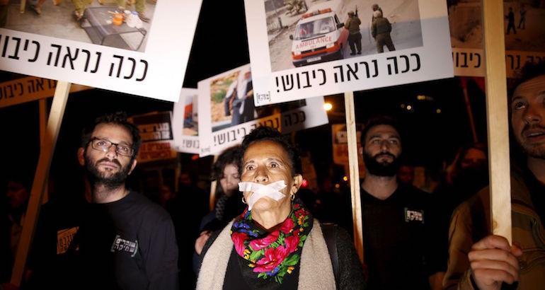 Les ONG pro-palestiennes sous pression.