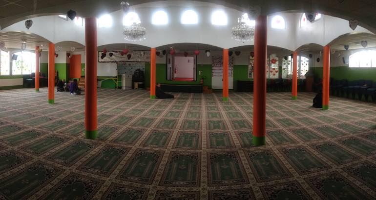 mosquée de Mantes-la-Jolie.