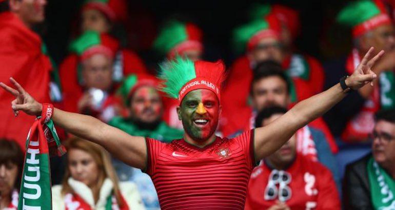 France Portugal finale Euro 2016.
