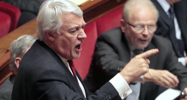 Le député maire Claude Goasguen