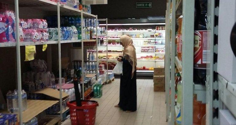 Supérette halal menacée de fermeture.