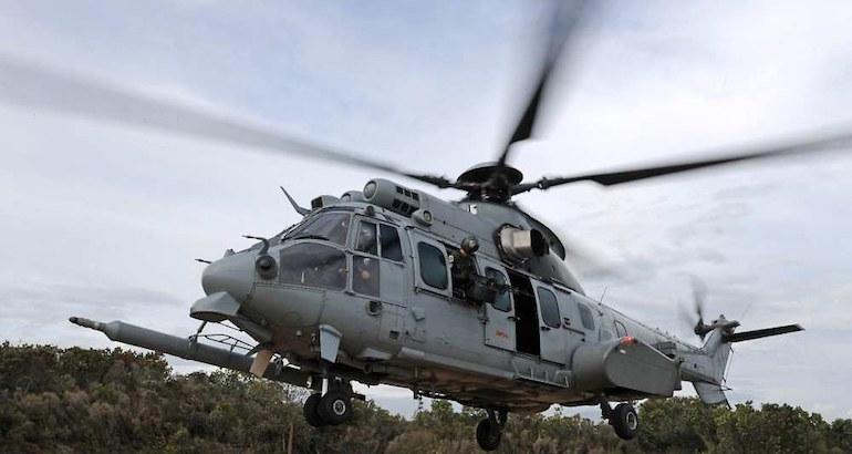 Un Caracal d'Airbus Helicopters vendu au Koweit.