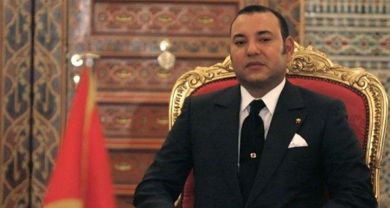 Le roi du Maroc, commandeur des croyants.