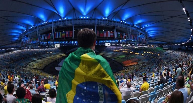Les JO 2016 de RIo au Brésil.
