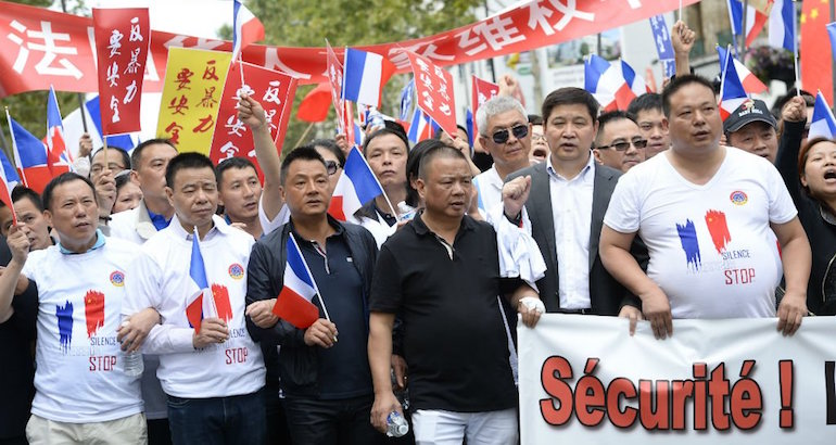 Les membres de la communauté chinoise en ont assez des actes de violence et de racisme dont ils sont de plus en plus victimes.