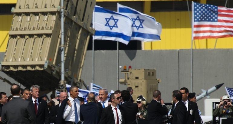 LEs Etats-Unis vont verser 3,8 milliards de dollars d'aide militaire à Israël chaque année durant dix ans.