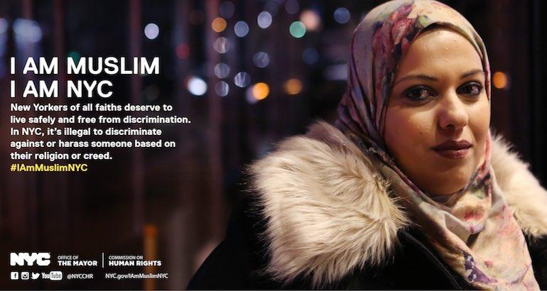 islamophobie New York